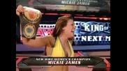 Mickie James - Шампионче