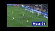 2.1.2010 Барселона - Виляреал 1 - 1