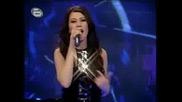 Music Idol 2 - Гергана Димова 10.03.2008г.