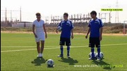 Uefa Champions League Skills School - The Panenka penalty *hq*