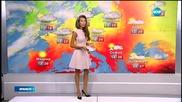 Прогноза за времето (24.08.2015 - централна)