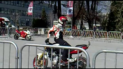 motor fair show training 2