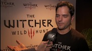 E3 2014: The Witcher 3: Wild Hunt - In Depth Interview