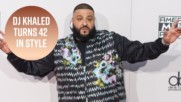 Diddy throws DJ Khaled an epic birthday party