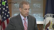 State Dept Spokesman Mark Toner Reacts to Boris Johnson Foreign Minster Appointment