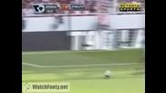 22.08.09 Арсенал 1:0 Портсмут Диаби Гол