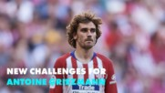 Antoine Griezmann is leaving Atlético de Madrid!