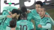 Страхотен рейд на Фирмино и лека доза късмет донесе нов гол за Ливърпул