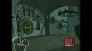 Phineas and Ferb - One little scare ought to do you some good Music Video With Lyrics