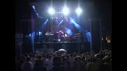 Tropico Band - Pitas kako mi je - (Live) - (Leskovac 04.09.2008.)