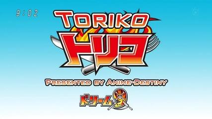 Toriko - епизод 45 (бг суб)