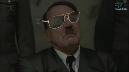 Hitler - Gangnam Style (пародия)