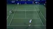 Ivan Lendl vs John Mcenroe. Us Open 1987