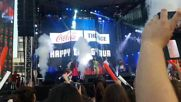 Coca cola The Voice Happy Energy Tour 2018 г. Plovdiv Dara - Все на мен (ново)