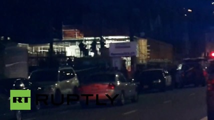 USA: Armed man shot dead by police next to San Francisco hospital