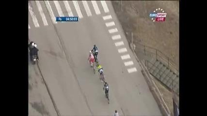 Хоаким Родригес победи Контадор и Фруум в 3-ия етап от Обиколката на Каталуния