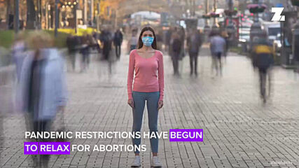 The pandemic's making it harder for women to have safe abortions