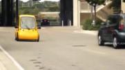5 концепции за бъдещи транспортни средства