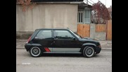 Renault 5 & Black Sun Empire