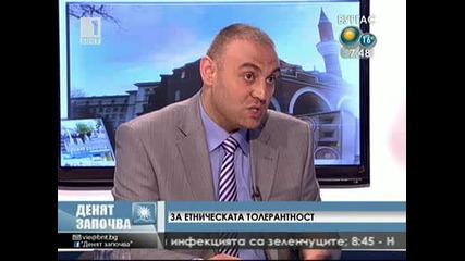 Хюсеин Хафъзов, главен секретар на Главно мюфтийство в Република България