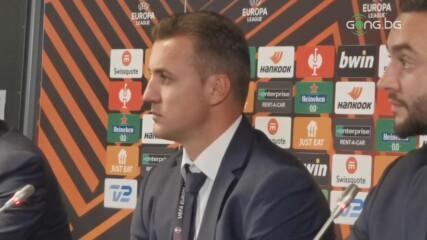 Станислав Генчев: Повлия, че ни се контузиха двамата най-добри