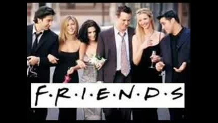 For My Friends (Ill Be There For You)