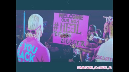 Collab with princess_candy_12 for Dolph Ziggler ( Happy New Year )