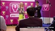 Violetta 3: Ludmila - Quiero + Превод