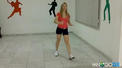 Мисли си че може да танцува