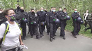 Germany: Pro-choice activists scuffle with police as anti-abortion rally takes place in Berlin