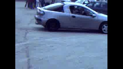 Перник - Opel Tigra - Лек Дрифт