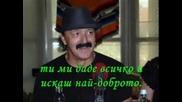 Haris Dzinovic - Zbog tebe postojim ( превод )
