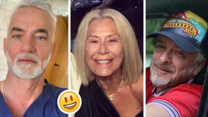 Родните знаменитости и FaceApp: Много мъже, почти никакви жени