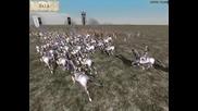 Rome Total War Online Battle # 3 Selucid vs Macedon