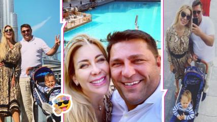 Антония Петрова с поздрав към всички в изолация - спомня си с носталгия слънчев Дубай