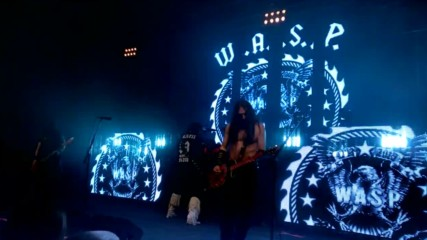 W.a.s.p. - I wanna be Somebody (live @ Areena 2015)