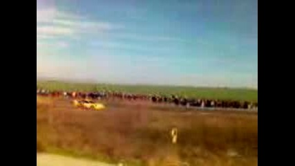 Rally Burgas - 21.11.2006 (clip12)