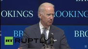 "USA: Putin leads a ""new and aggressive Russia"" - Joe Biden"