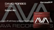 David Forbes - Yasai (original Mix)
