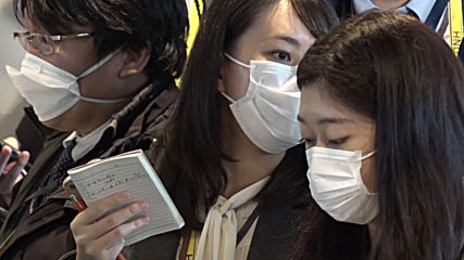 Japan: First Japanese citizens evacuated from Wuhan land in Tokyo