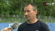 Стамен Белчев: Имам договорка да продължа работата си в Арда