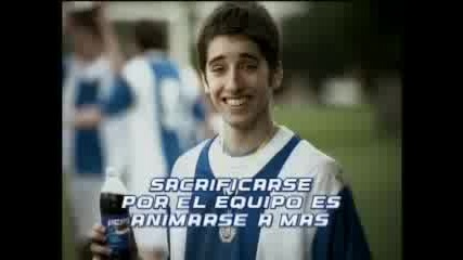 Pepsi Football - Реклама