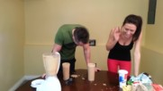 Mcdonalds Blender Challenge Extreme