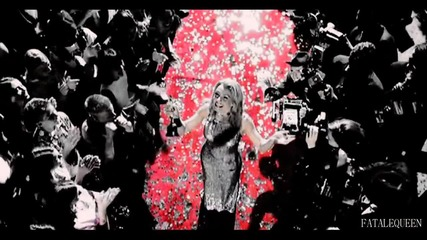 Britney Spears ft. Ellie Goulding - Anything Can Happen [music Video]