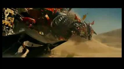 Transformers 2 Revenge of the Fallen Official Trailer #3 Hd New