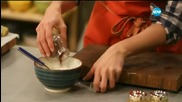 Чаени яйца и кюфтета от пилешко и тиквички - Бон Апети (15.05.2015)