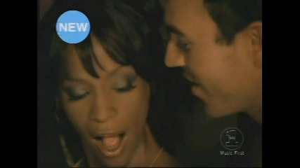 Witney Houston Ft. Enrique Iglesias - Could I have this kiss forever