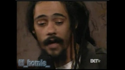 Rap City Freestyle - Damian Marley Jr. *HQ*