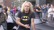 Russia: Batmobile revs its way to Moscow for rare showcase