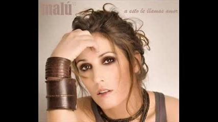 Malu - A Esto le Llamas Amor (+ превод)